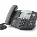 Polycom SoundPoint IP 550 4-line HD voice