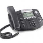 Polycom SoundPoint IP 650 6-line HD voice