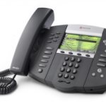 Polycom SoundPoint IP 670 6-line Color UI, HD Voice