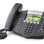 Polycom SoundPoint IP 670 6-line Color UI, HD Voice