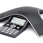 Polycom SoundStation IP 7000 HD voice, large room coverage, extension microphones