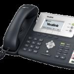 Yealink T26 Enterprise HD IP Phone 3 VoIP Accounts, 13 Programmable Keys