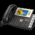 Yealink T36 Gigabit Color IP Phone 3 VoIP Accounts, 13 Programmable Keys