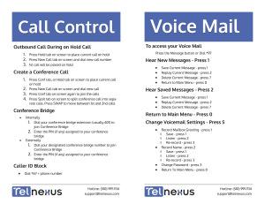 Telnexus-Cloud-PBX-User-Manual