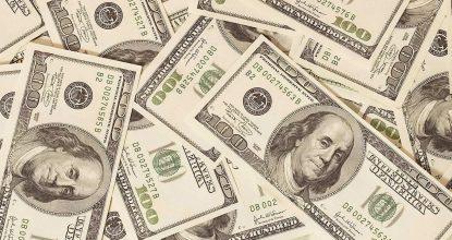 A Ton Of Cash