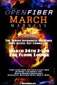 Join OpenFiber at The Towers March Madness Event (2)