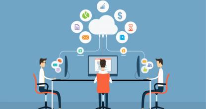 Business Cloud Communication